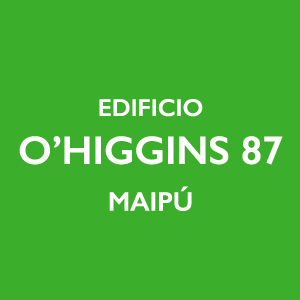 Edificio O'Higgins 87